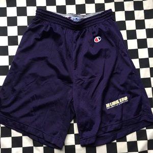 University of washington champion shorts